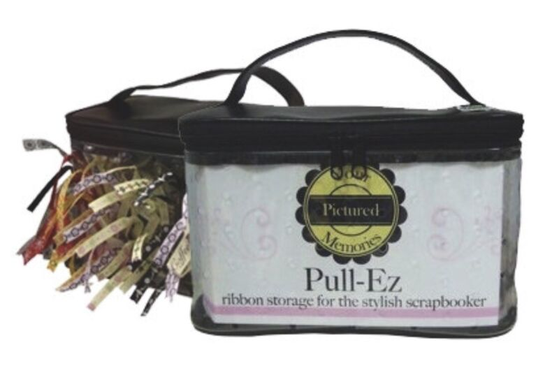 Pull-EZ Loose Ribbon Organizer.  Perfect For All Your Loose Ribbons.