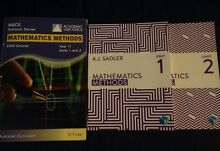 Maths Methods Yr11 ATAR Maida Vale Kalamunda Area Preview