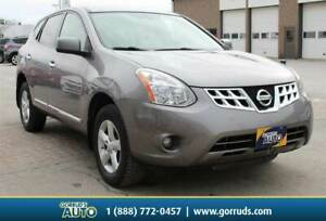 2013 Nissan Rogue S FWD/Moonroof/Cruise/BLuetooth