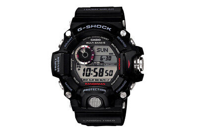 Casio G-Shock Men's Quartz Black Band 46mm Watch GW9400-1