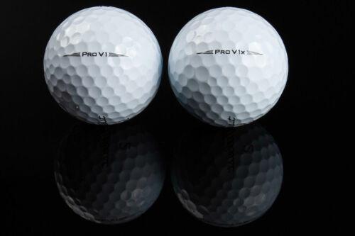 2019 Titleist Pro V1/Pro V1x Golf Balls! 1 - 5 Dozen!! Flawless! Mint AAAAA! Lot