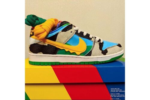 Nike SB Ben And Jerry's Chunky Dunky