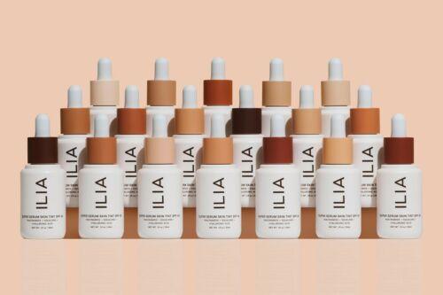ILIA Super Serum Skin Tint Broad Spectrum SPF 40 ‼️SEE DESCRIPTION ‼️