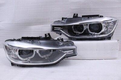 JDM BMW Genuine F30 F31 Xenon HID Headlights Lights Lamps set OEM from Japan EMS