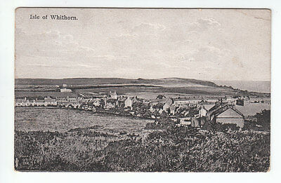 Isle Of Whithorn Wigtown Scotland Early 1900's Old Postcard Postally Unused