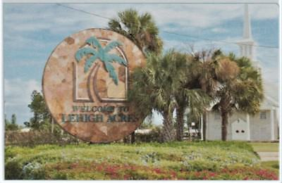 Lehigh Acres  Florida   Buildable Subdivision Lot   Golf Course Community
