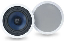 """SAVE!! Polk Audio RC-80i 8"""" In-Ceiling Speakers 8-inch, 100 Watts. 1Pair. New"""