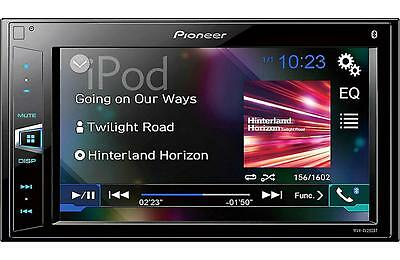 Pioneer MVH-AV290BT 2-DIN Bluetooth Digital Multimedia Receiver 6.2