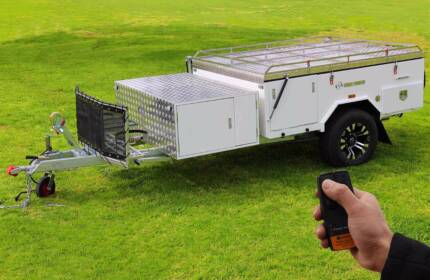 2017 Star Vision Sirius B Forward Folding Off Road Camper Trailer