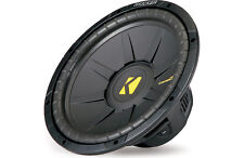 """CLEARANCE!!! Kicker 40CWS122 CompS Series 12"""" 2-ohm Subwoofer. Limited Quantity."""