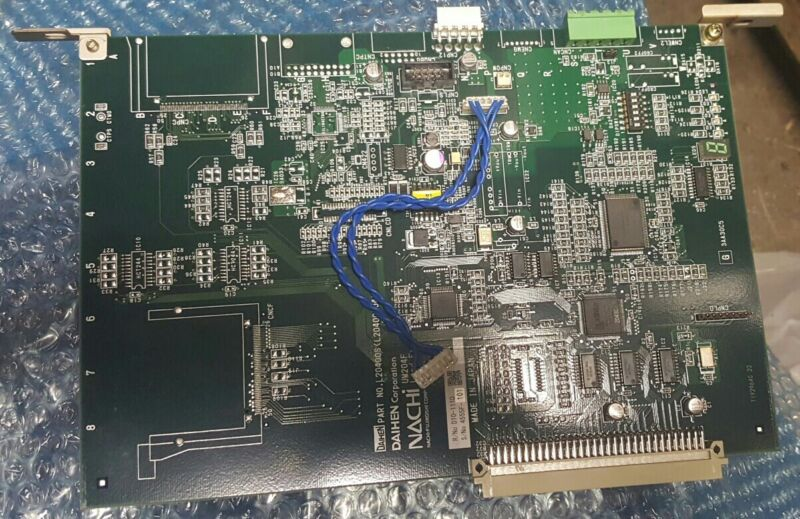 Otc Daihen Aii Storage Board