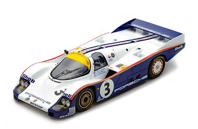 PORSCHE 956 #3 WINNERS 1983 24 HOURS OF LE MANS 1/18 MODEL CAR BY SPARK 18LM83