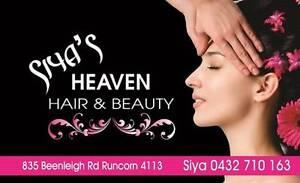 HAIR & BEAUTY SALON BRISBANE  (THREADING $7.00 ONLY) Runcorn Brisbane South West Preview