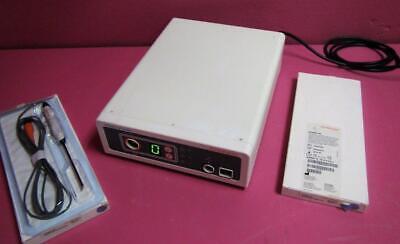 Smith Nephew 90503060 Dyonics Rf Generator Electrosurgery Esu System 2 Probes