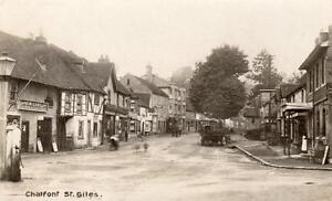 Chalfont St Giles RP pc used J A Sears