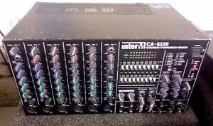 Inter-M-ca-6220-Amplificador-Y-Mezclador-Combo-400-Watts-6-Canales