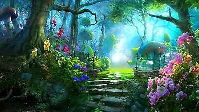 Sweetpea's Enchanted Garden