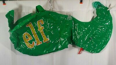 Elf 2003 Will Ferrell James Caan Movie Promo Blow Up Elf Shoe With Light Up Toe