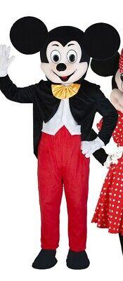 Mickey Mouse Kostüm Erwachsene, Lauffigur,  Achtung kein - Mickey Mouse Kostüme