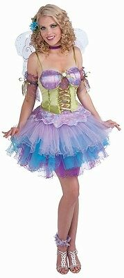 Daydream Fairy Pixie Fantasy Fairies Fancy Dress Up Halloween Sexy Adult Costume