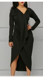 NEW with tags - Women's Black Dress