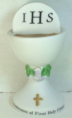 "First Holy Communion 4"" Tall Chalice Religious Classics by Columbia - Vintage"