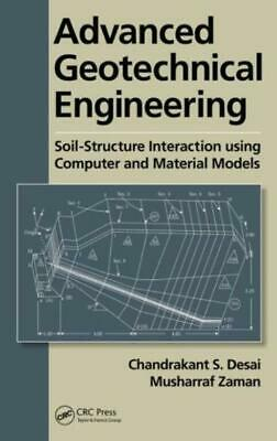 Advanced Geotechnical Engineering: Soil-Structure Interaction Using Compute...