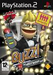 Buzz Hollywood quiz game only (ps2 used game)