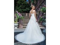 Sincerity Wedding Dress Size 12 Worn Once