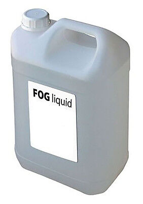 Flüssigkeit für Nebelmaschine Profi 5 Liter Dicht (Flüssigkeit Für Nebelmaschine)