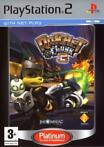 Ratchet and Clank 3 Platinum - PS2 + Garantie