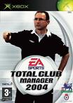 Total Club Manager 2004 (xbox used game) | Xbox | iDeal