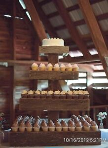 Wooden Cupcake Stand Kijiji In Ontario Buy Sell Save With