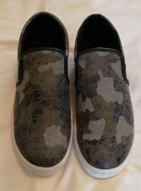 025d38e25df Steve madden Camo Slip-on Sneakers