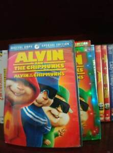 DVD Alvin & the Chipmunks Special Edition