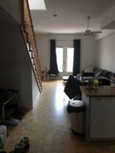 Looking for Roommate in Spacious 2 Bedroom Downtown