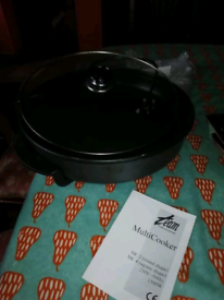 Eletric pan