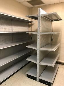 Retail Wall Shelving - $170