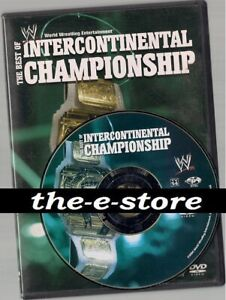 WWE-WWF - DVD - The Best of Intercontinental Championship.