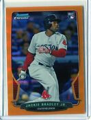 Jackie Bradley Jr Bowman Chrome