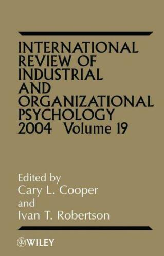 International Review of Industrial and