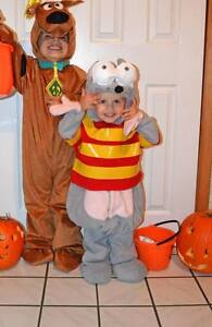 Toopy Costume