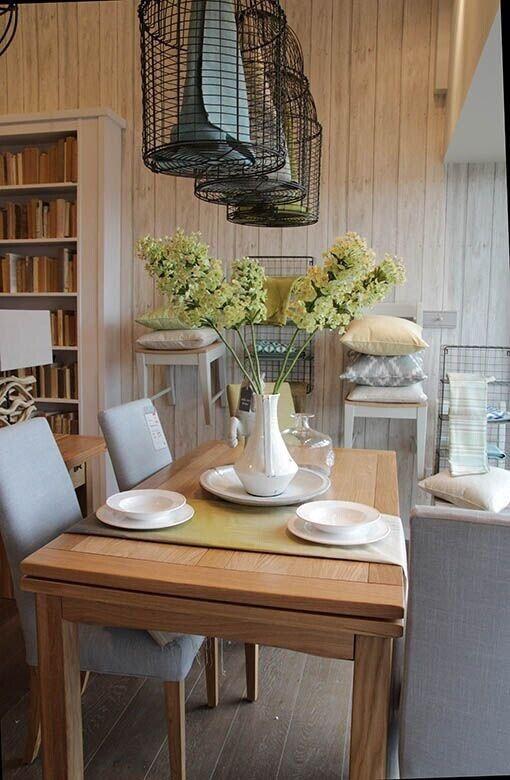 Solid Oak Dining Table. Multiyork Copenhagen Range. Used ...