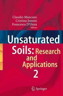 Unsaturated Soils: Research And Applications: Volume 2
