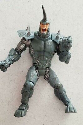 MARVEL LEGENDS ULTIMATE RHINO SPIDER-MAN CLASSICS LOOSE FIGURE TOY BIZ