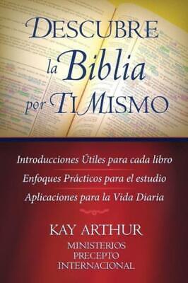 Descubre La Biblia Por Ti Mismo (Discover The Bible For Yourself)