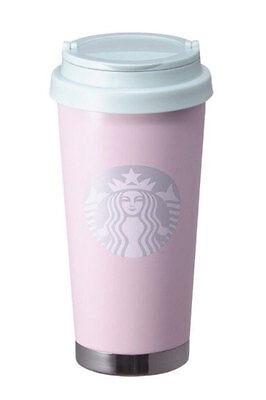 Starbucks Korea 2017 Summer Limited Edition Elma Pink Siren Tumbler 473ml