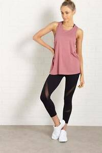 Cotton On Body Active Black Tights / Leggings - Size M 10 12 Yatala Vale Tea Tree Gully Area Preview