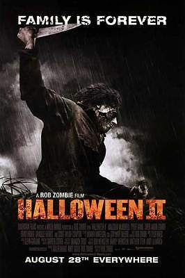 HALLOWEEN 2 Movie POSTER 11x17 J Sheri Moon Zombie Chase Wright Vanek Scout