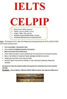 CELPIP/IELTS: 1on1 Tutoring:Best Rates in Edmonton.